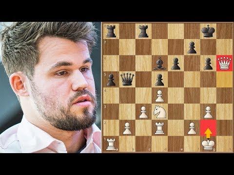 London System Masterclass || Carlsen vs Kramnik || World Blitz Championship (2019)