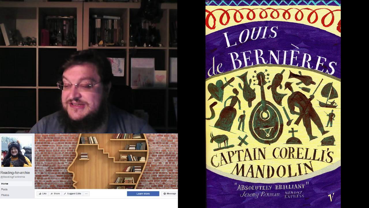 Captain Corellis Mandolin Book