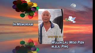 Memoriam Lau Woei Pien
