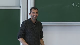 Bertrand Eynard - 4/4 Topological Recursion, from Enumerative Geometry to Integrability thumbnail