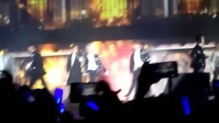 [Fancam] 220418 Super Show 7 in Peru - Black Suit