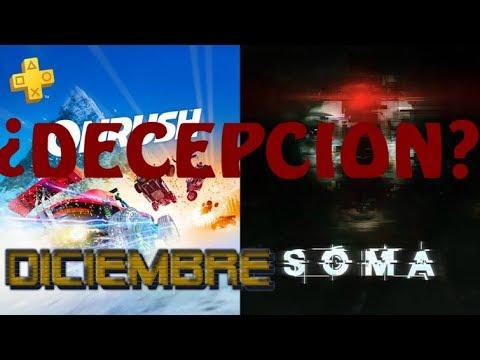 Ps Plus Diciembre 2018 Juegos Gratis Decepcion Youtube