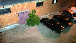 Уличный светодиодный светильник, самодельный.(, 2014-06-24T21:14:24.000Z)