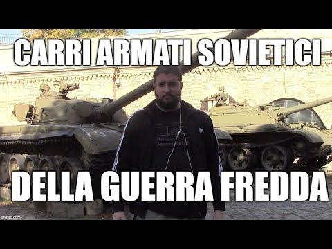 I CARRI ARMATI Sovietici Della Guerra Fredda