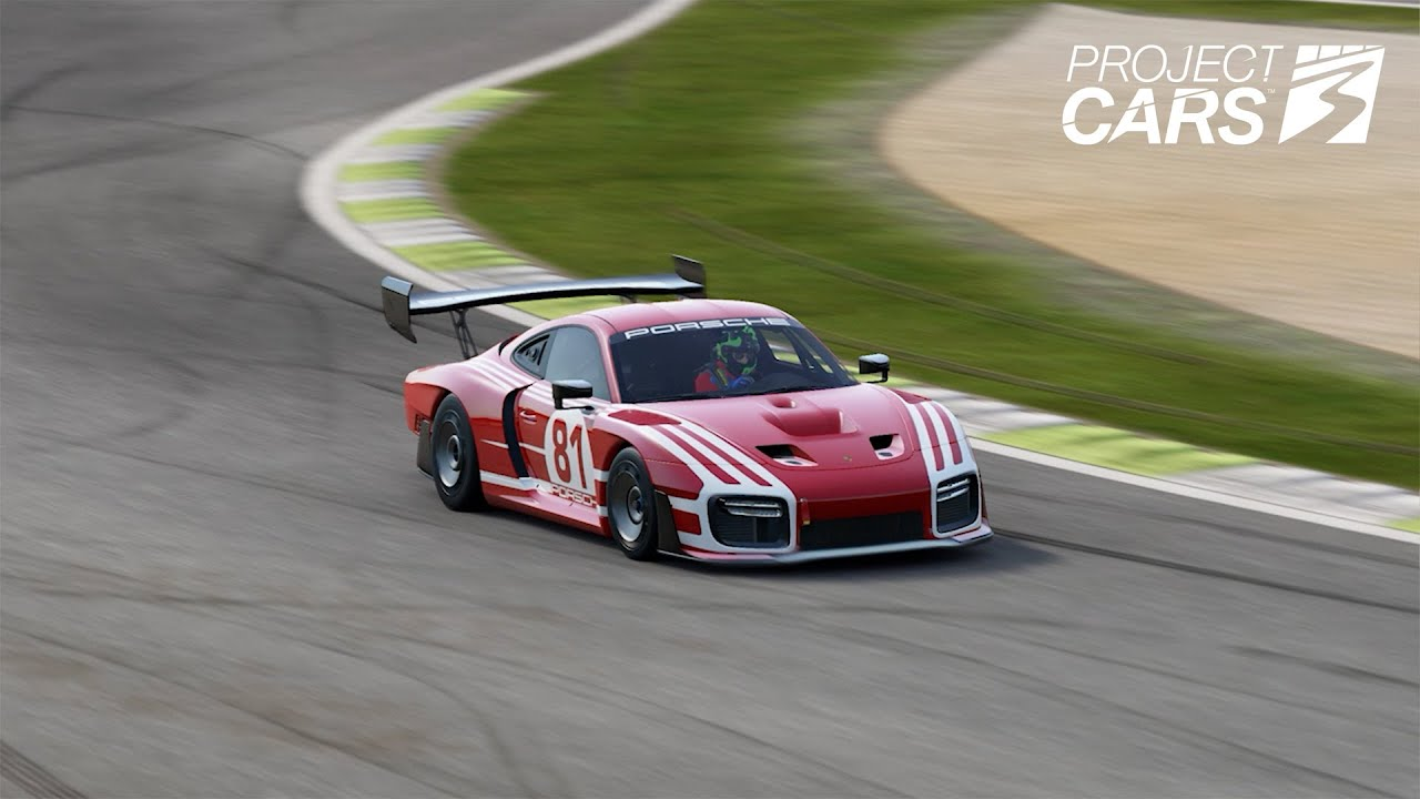 Porsche 935 Moby Dick coming to Project Cars 3
