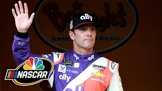 Jimmie Johnson doesn't feel feared or respected right now | Motorsports on NBC