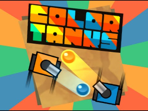 addicting games - ep 4 - Color Tanks - THIS MUSIC!!!!!