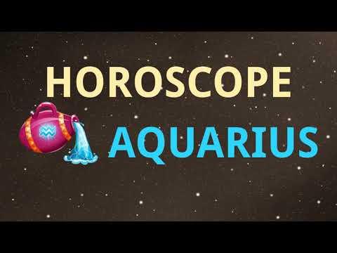 #aquarius Horoscope December 14, 2017 Daily Love, Personal Life, Money Career