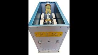 Tubular Drag Conveyor - Nut conveyor system