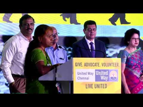 United Way Chennai's Grants & Awards 2017
