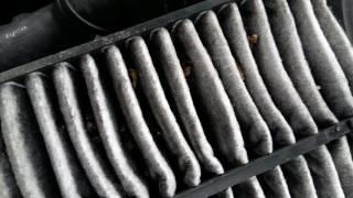 Filtr powietrza - dlaczego warto wymieniać co max 15 tys km