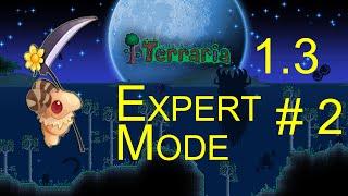 Terraria 1.3 Expert ไทย#2 ข้าขอบูชายัญเรียกMeteor