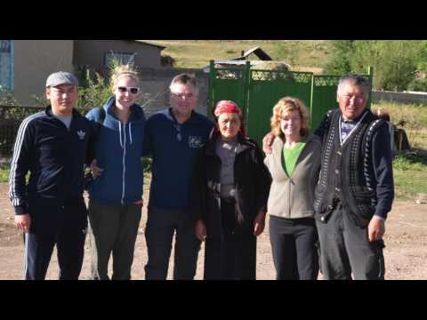 Kyrgyzstan Holiday Sept 2013