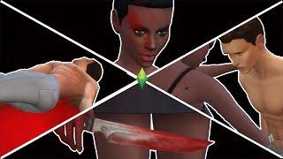 HA NACIDO LA VIUDA NEGRA Ain T Your Mama EP 36 Los Sims 4