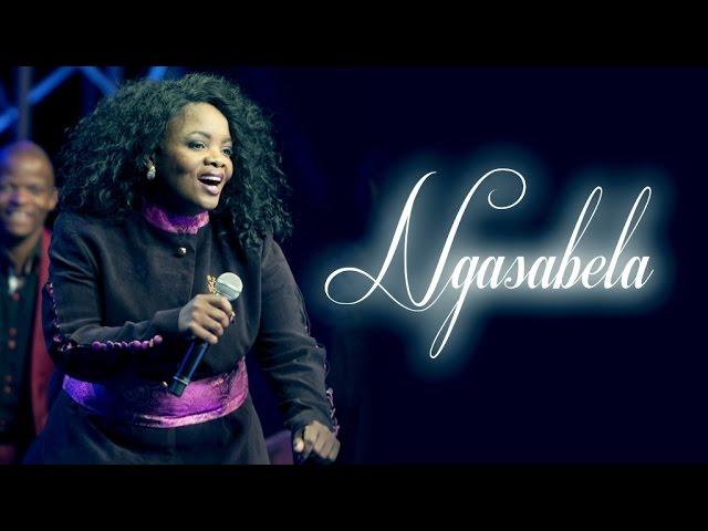Spirit Of Praise 5 featuring Vicky Vilakazi  - Ngasabela