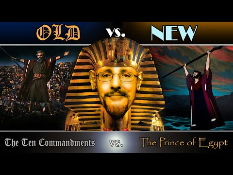 Old vs New: Ten Commandments - Nostalgia Critic