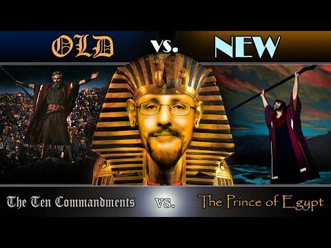 Old vs New: Ten Commandments - Nostalgia Critic