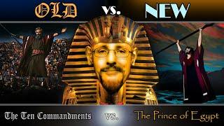 Old vs New: Ten Commandments - Nostalgia Critic thumbnail