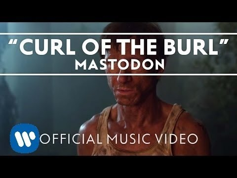 Mastodon - Curl Of The Burl [Official Music Video]