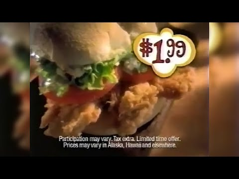 90's Commercials - UPN 1999 Part 1