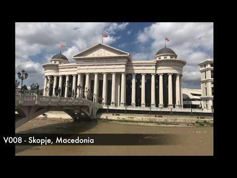 Skopje, Macedonia!