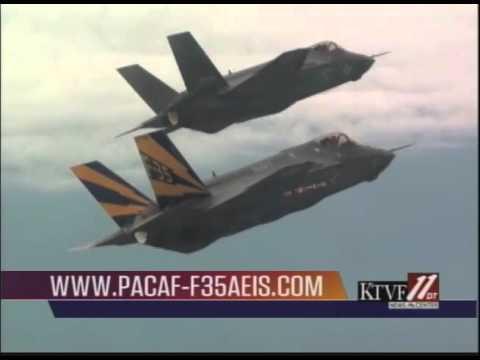 F-35 environmental impact statement published
