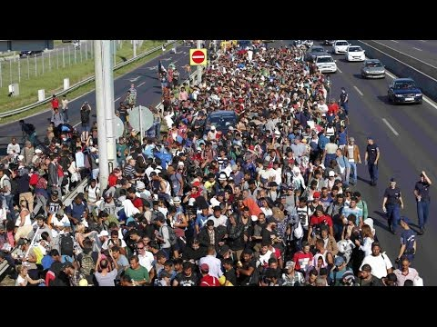 Middle East ISLAM muslim Refugee Invasion could lead to EU collapse Breaking News November 14 2015
