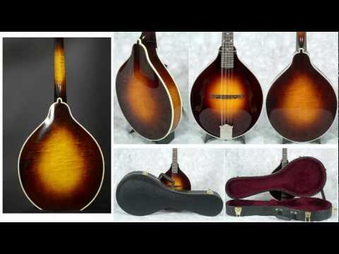 Elderly Instruments Demo: Pava Mandolins