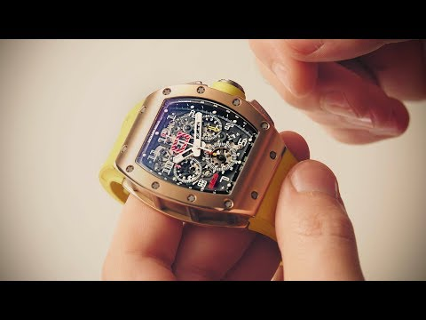 Why Does This Richard Mille Cost £100,000? | Watchfinder & Co.