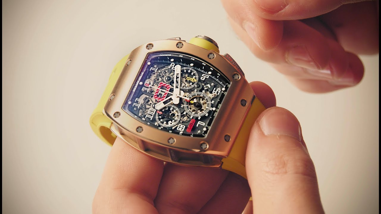 Why Does This Richard Mille Cost 100 000 Watchfinder Co Youtube