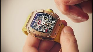 Why Does This Richard Mille Cost £100,000?   Watchfinder & Co.