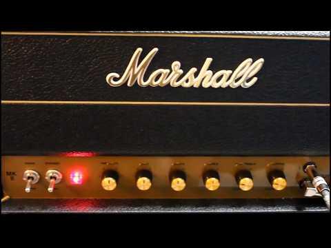 Marshall JTM45 MKII 2245 30W Plexi Demo