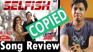 "Today we will discuss a Song ""selfish"" sung by Atif Aslam from an U..."