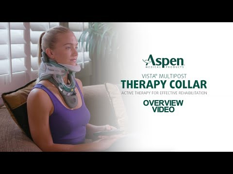 Vista MultiPost Therapy Collar - Overview (Full Length)