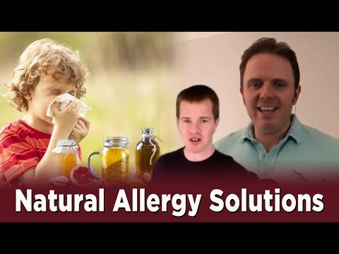 Natural Allergy Solutions | Podcast #225