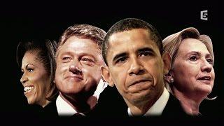 Clinton - Obama, les secrets d'une rivalité