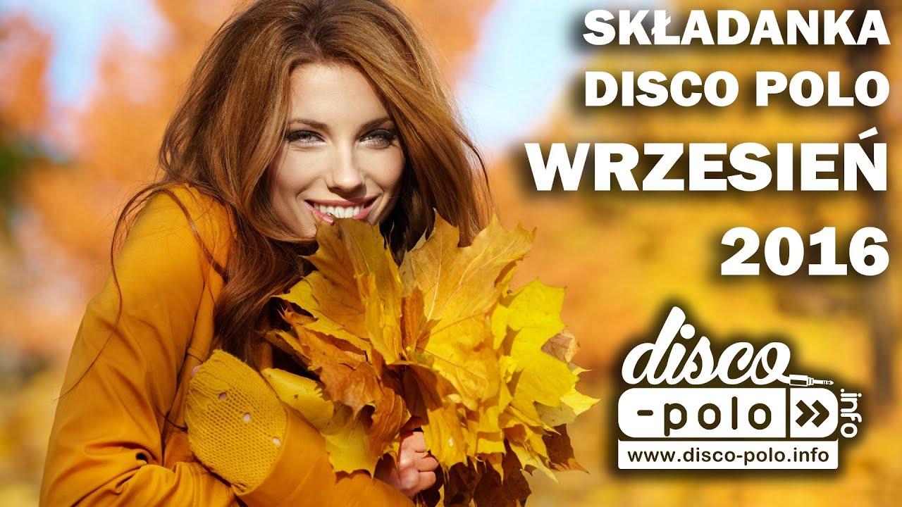 Składanka Disco Polo Wrzesień 2016 (Disco-Polo.info)