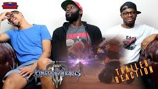 KINGDOM HEARTS III – Final Battle Trailer Reaction