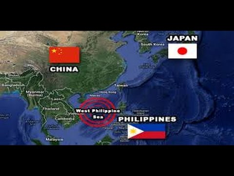 The Filipino Reacted on The West Philippine Sea