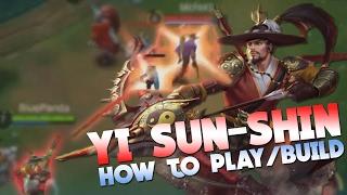 Mobile Legends Yi Sun-Shin How To Play (Build Tips & Tricks)