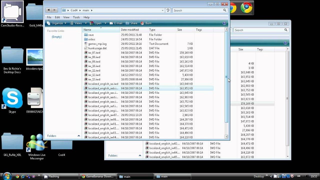 Скачать iwd файлы для cod4
