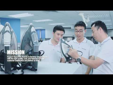 Spectrum Brands (HK) Limited Corporate Video