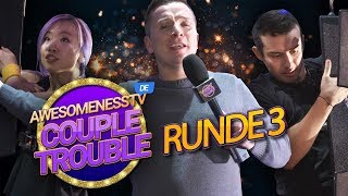 Runde 3: Jump of Love | Bao & Kiko VS Kurono & Jen | COUPLE TROUBLE mit Aaron Troschke (3/4)