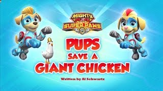 paw Patrol Mighty Pups Super Paws - Best Cartoon Movie 2019 For Kids Episode 7