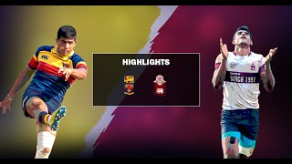 Match Highlights - Trinity College v Science College 2019