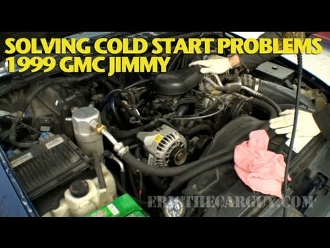 Solving Cold Start Problems 1999 GMC Jimmy -EricTheCarGuy - YouTube