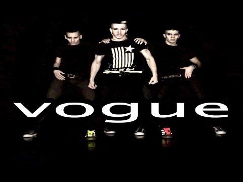 VOGUE - Walk For Me - Madonna