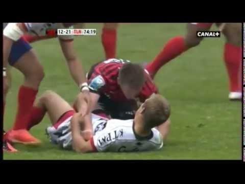 Jonny Wilkinson Drop Goal - Saracens vs Toulon | Apr 13