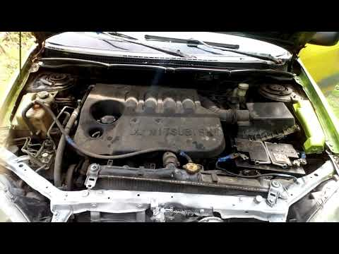 Работа двигателя BYD F3 1.6л 100л