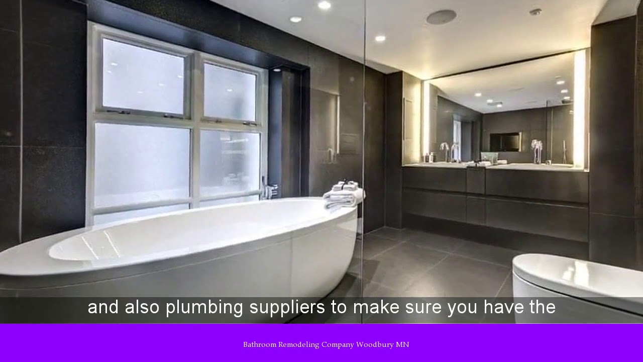 Exceptionnel Bathroom Remodeling Company Woodbury MN   YouTube